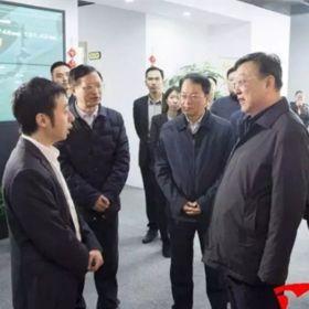 石秀才,石秀才助力石材行业降本增效,福建省省长等政府领导