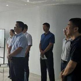 国家市场监管总局综合规划司副司长黄勇一行领导莅临石秀才考察指导-石秀才